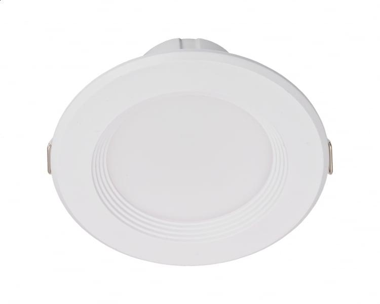Corp de iluminat rotund LED alb 11W 230V IP20 4000K