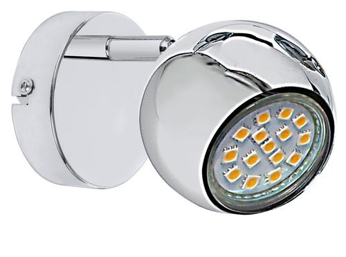 Lampă de perete Balt Lamp 1 X Max 50W Gu10 Chrome Fără becuri