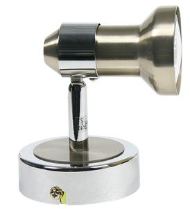Lampă de perete Arkon Lamp 1X50W Gu10 Sat Nichel + Chrome Fără becuri small 0