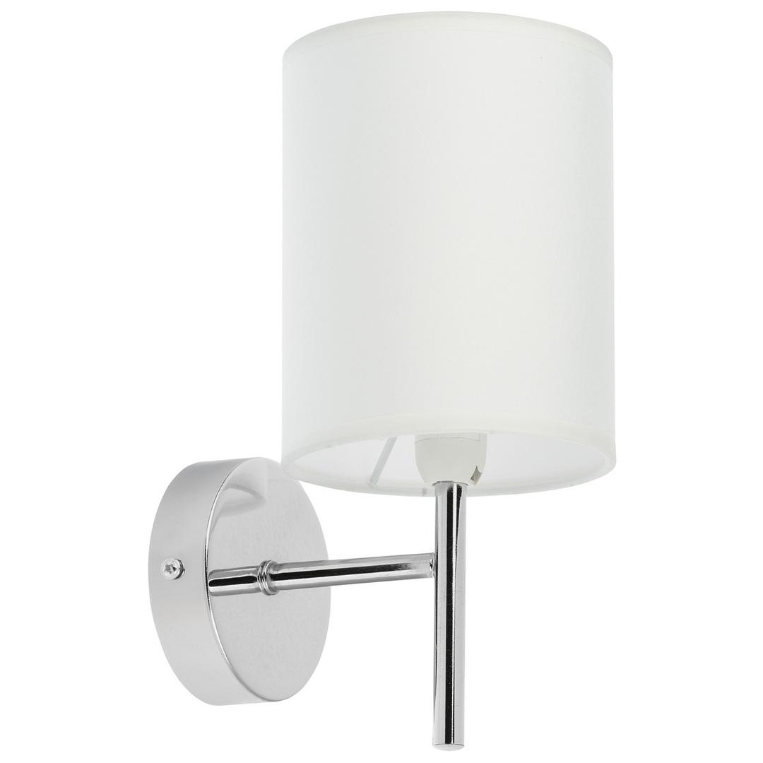 Lampă Yan Lampă de perete 1X40W E14 Chrome
