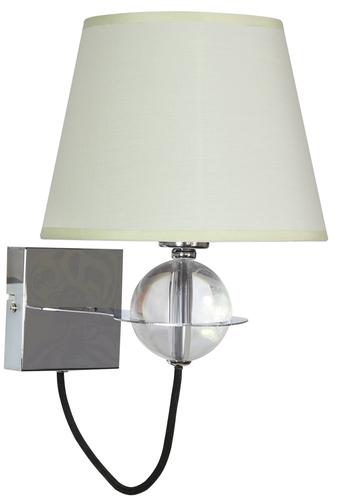 Lampă de perete Tesoro Lampă 1X40W E14 Cream Bright