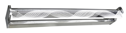 Batik Plafoniera Led Strip 80 Cm 14W Oțel inoxidabil