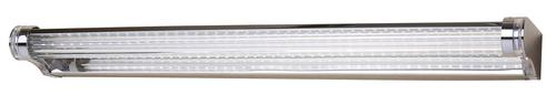 Moderno Lampă de perete 9W Led 58 Cm Oțel inoxidabil lustruit / acrilic