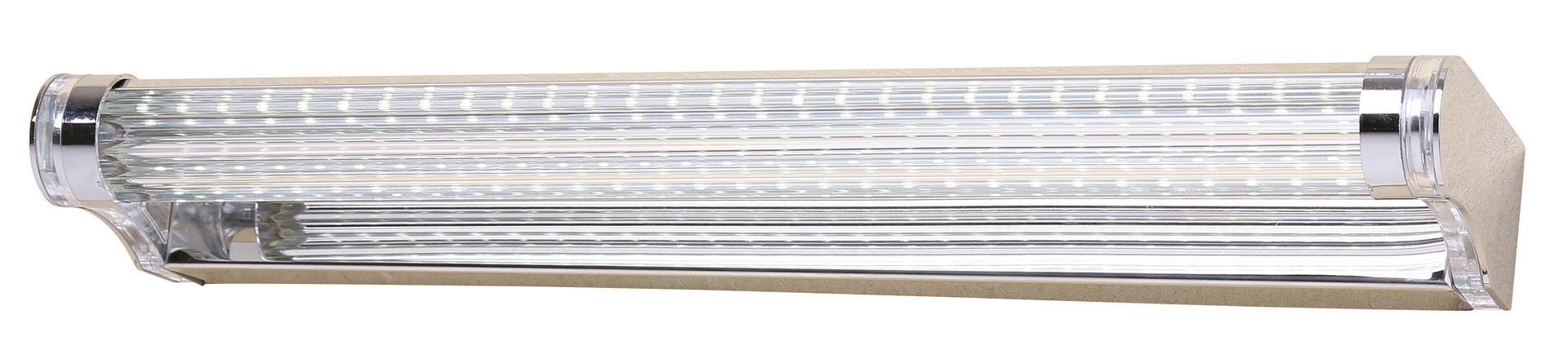 Moderno Lampă de perete 7W Led 40 Cm Oțel inoxidabil lustruit / acrilic