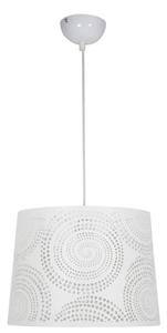 Lampă suspendată Orlando 35 puncte 1X60W E27 alb small 0