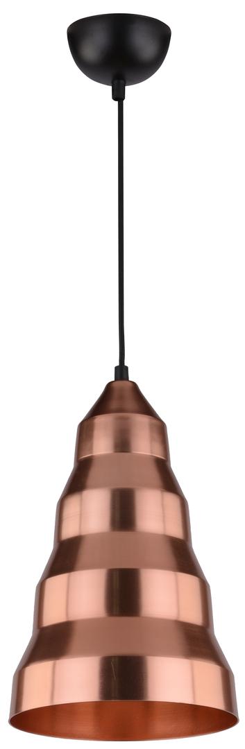 Lampă suspendată Vesuvio 20 1X40W E27 Cupru
