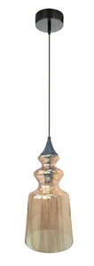 Lampă suspendată Oxelo 20/36 1X60W E27 Chihlimbar small 0