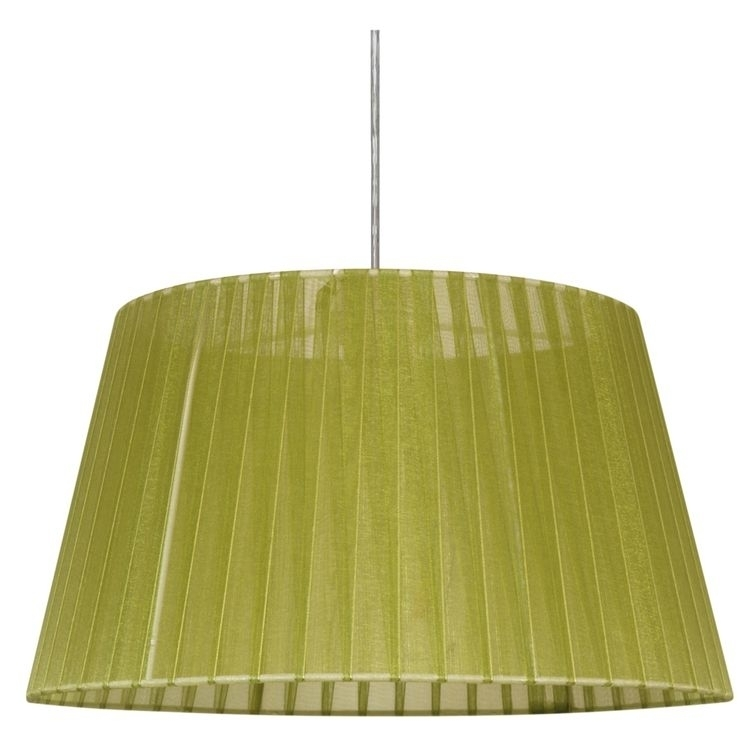 Lampă suspendată Tiziano 37 1x60W E27 Fistic