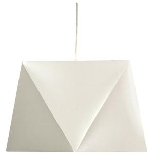 Lampă suspendată Hexagen 42 1X60W E27 Pearl (Abajur 77-01689 + Cablu 85-10608) small 0