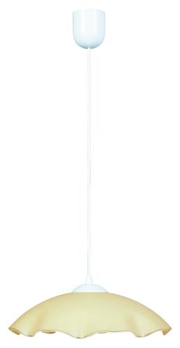 Lampă suspendată Dama 32 Cm 1X60W E27 Bej