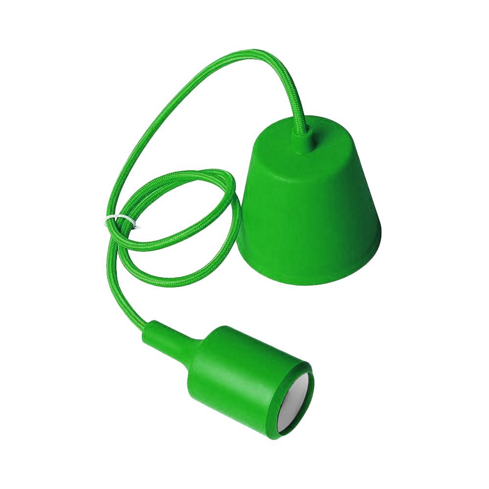 Lampa de tavan Moderna E27 60W verde