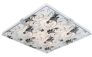Plafoniera Vagante Plafond 31X31 2X60W E27 Square small 0