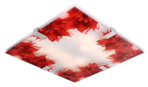Lampă de tavan Rapsody Plafond 40X40 1X18W Led Square