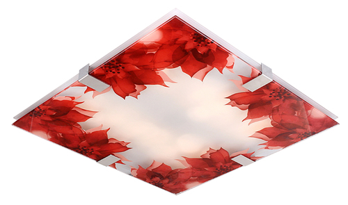 Lampă de tavan Rapsody Plafond 31X31 1X9W Led Square