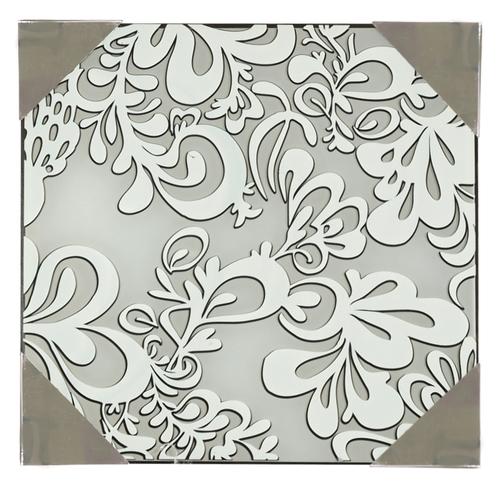 Plafoniera Cedra Plafond 30X30 2X60W E27