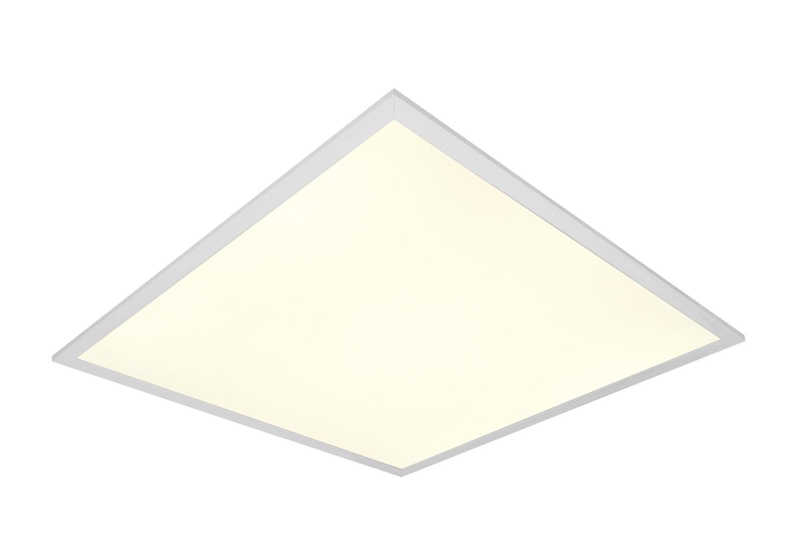 Panou LED pătrat alb 40W 230V IP20 4000K