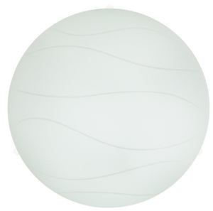 Lampă de tavan cu clapă Plafond 30 Bracket White 1X60 W E27 small 0