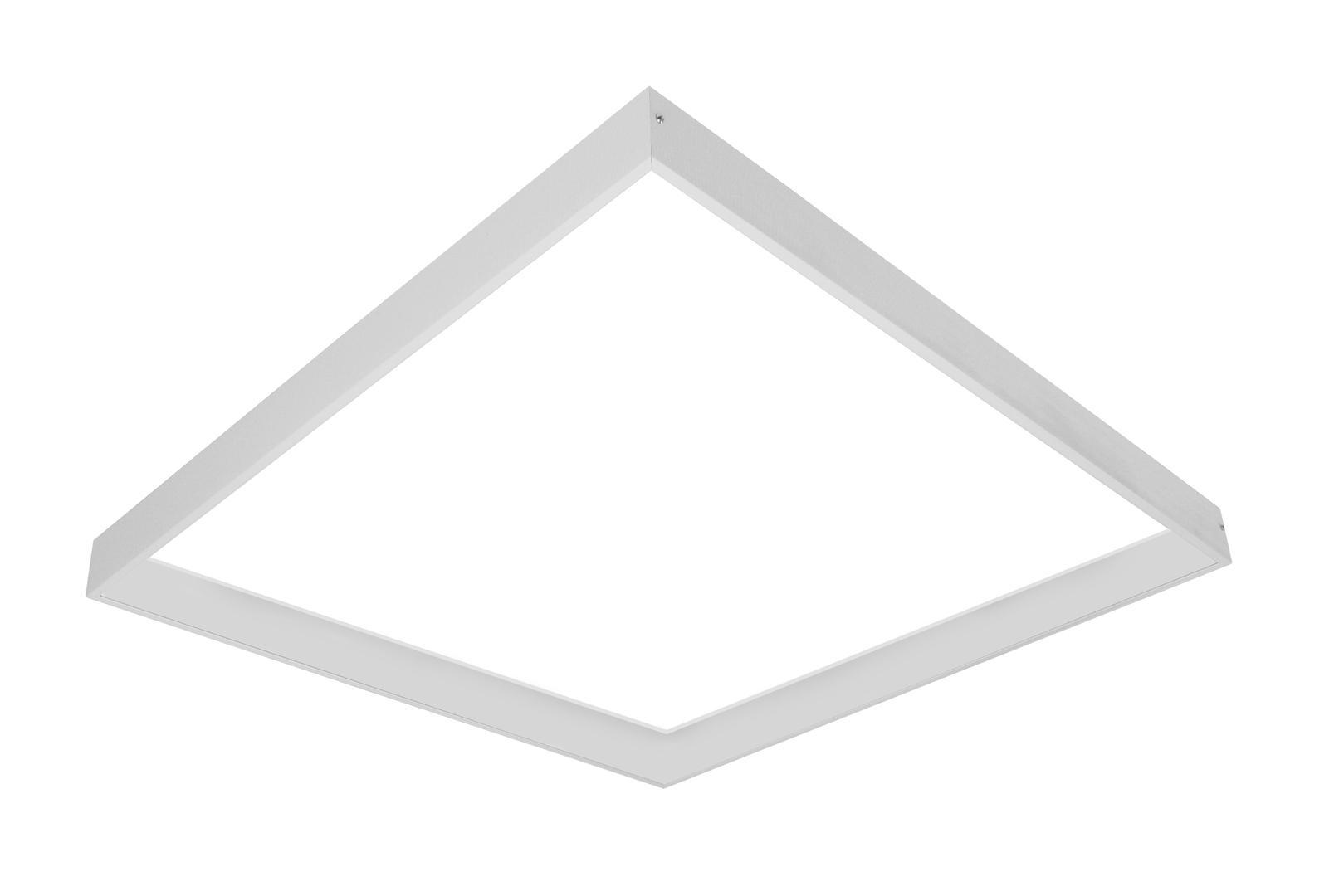 Suprafața cadrului de montare pentru panouri LED 60/60