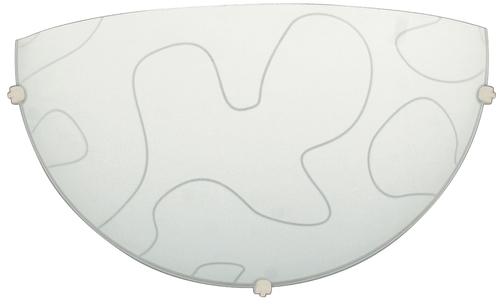 Plafoniera Malibu Plafond 1/2 60W