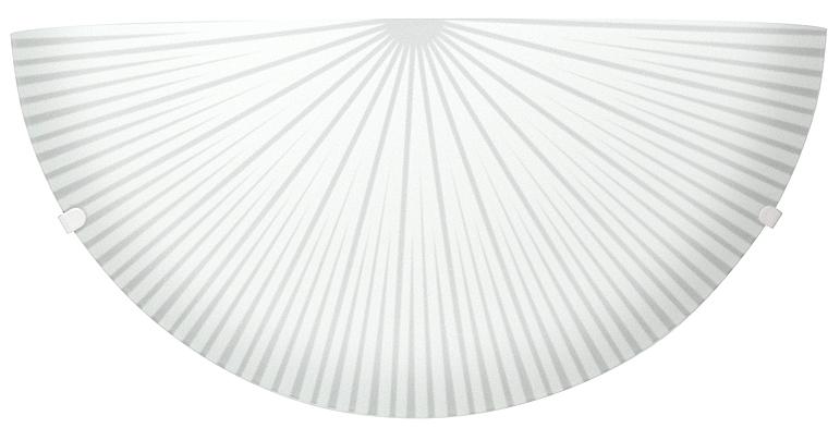 Plafon Radial Plafon1 / 2 1X60W E27