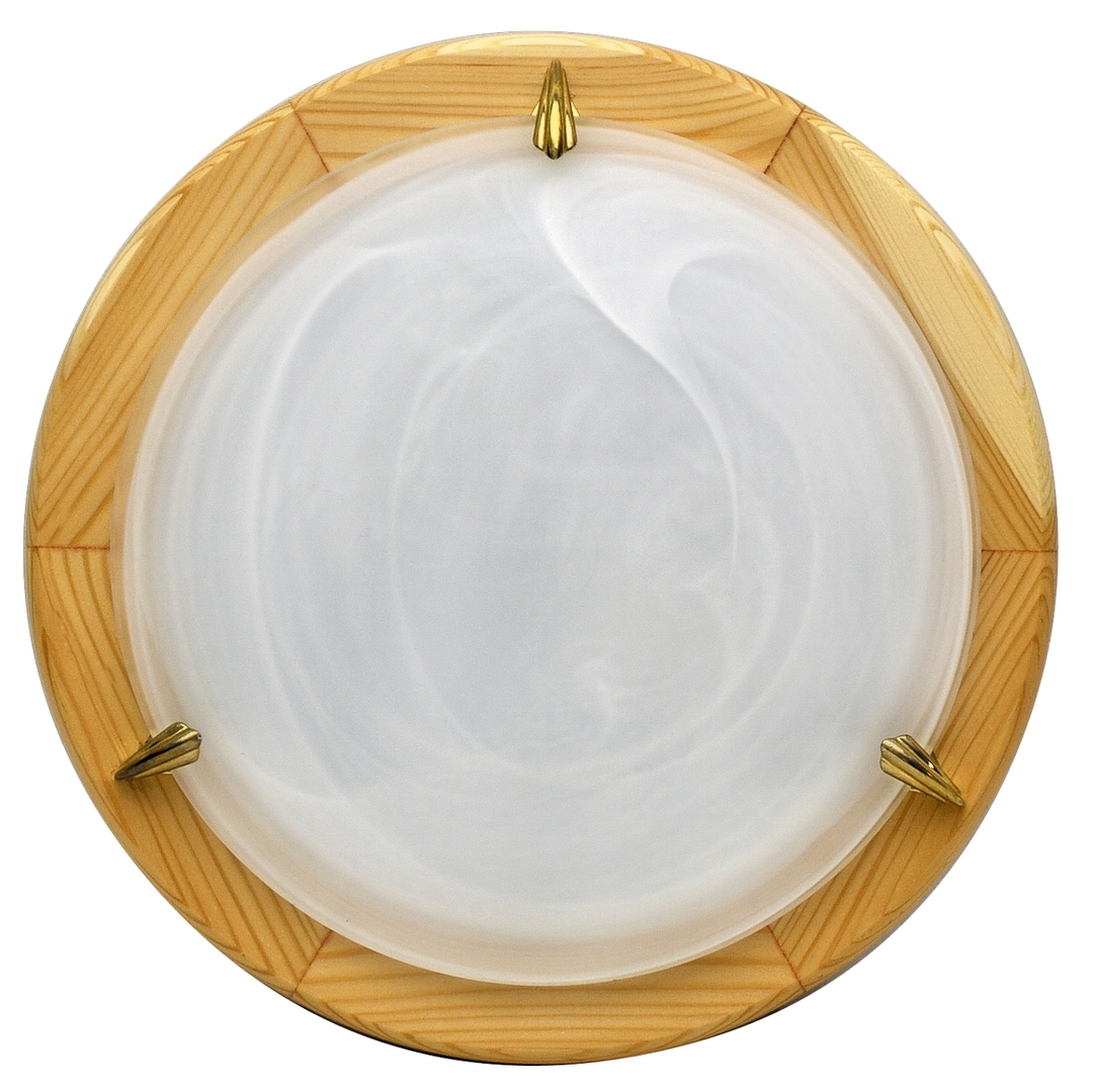Plafoniera Duna Plafon30 Pine Alabaster 1X60W