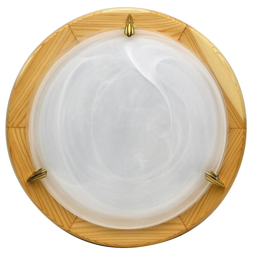 Plafoniera Duna Plafon36 Pine Alabaster 2X60W