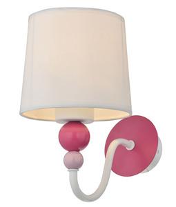 Bebe Lampă de perete 1X60 E27 Alb small 0
