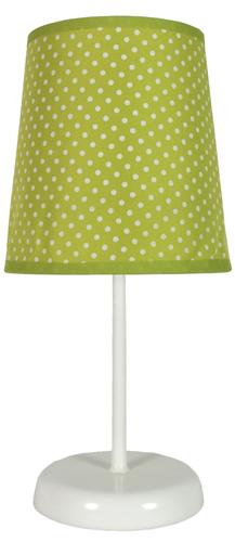 Lampă Gala 1x40W E14 Verde Cu Puncte