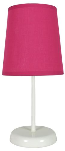 Lampă Gala 1X40W E14 Fuchsia