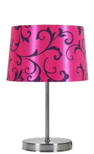 Lampă Arosa 1X40W E14 Roz