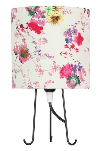Lampă Micra Cabinet 1X40W E14 Flori roz