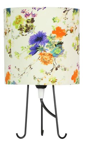 Lampă pentru dulap Micra 1X40W E14 Flori albastre
