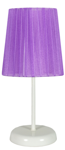 Lampă pentru dulap Rifasa 1X40W E14 Violet
