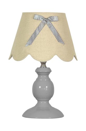 Lampă Whilma 1X40W E14 Gri