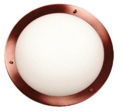 Aquila Lamp Plafon 31 1X60W E27 Cupru Ip44