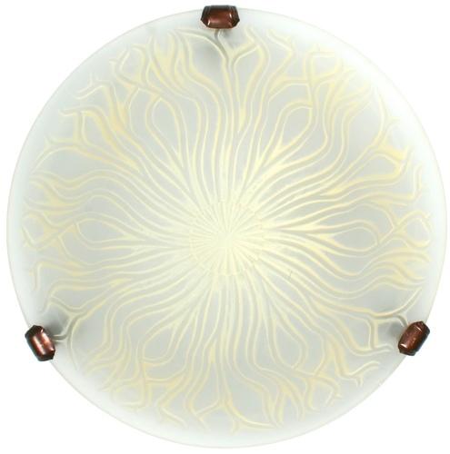 Terra Lamp Plafon 30 1X6W Bej