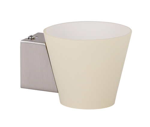 Lampă de perete Simonet Single G9 40W Cone White