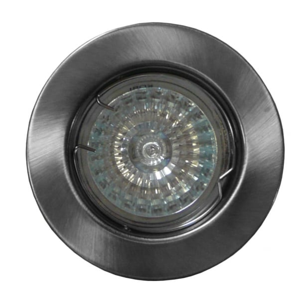 Punct permanent MR16 presat argintat