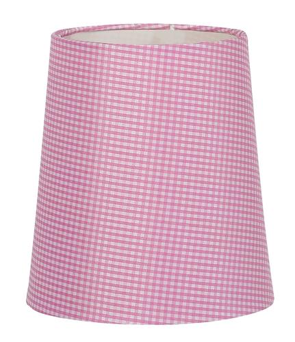 Abajur pentru lampa Parilla E14 roz