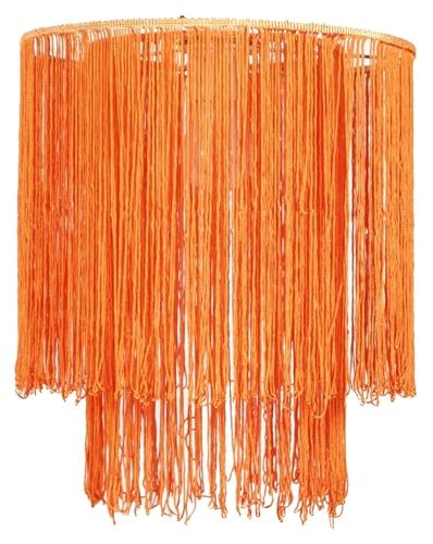 Abajur pentru Overhang Brasil E27 Orange