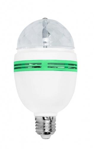Bec LED Disko E27 3W RGB