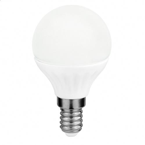 Bec LED G45 6.5W E14 3000K