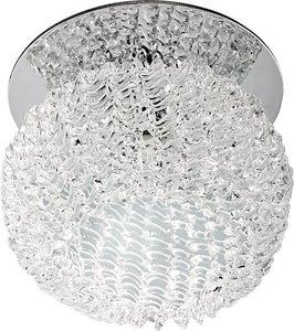 Sk-35 Ch G4 Crom Flush Plafon Crystal Constant 20W G4 Ball 3 small 0