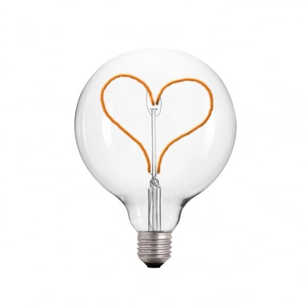 Bec decorativ cu LED E27 3.5W 2000k 230V