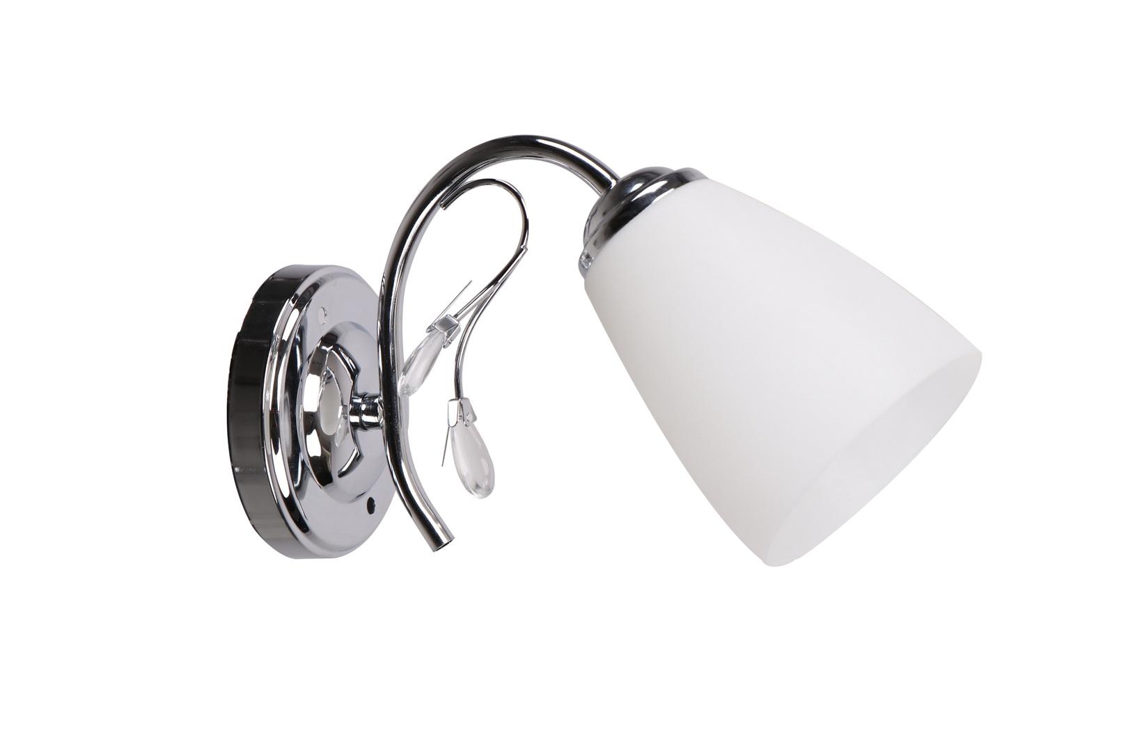 Perete Lampă Ursella 1X40W E14 Alb