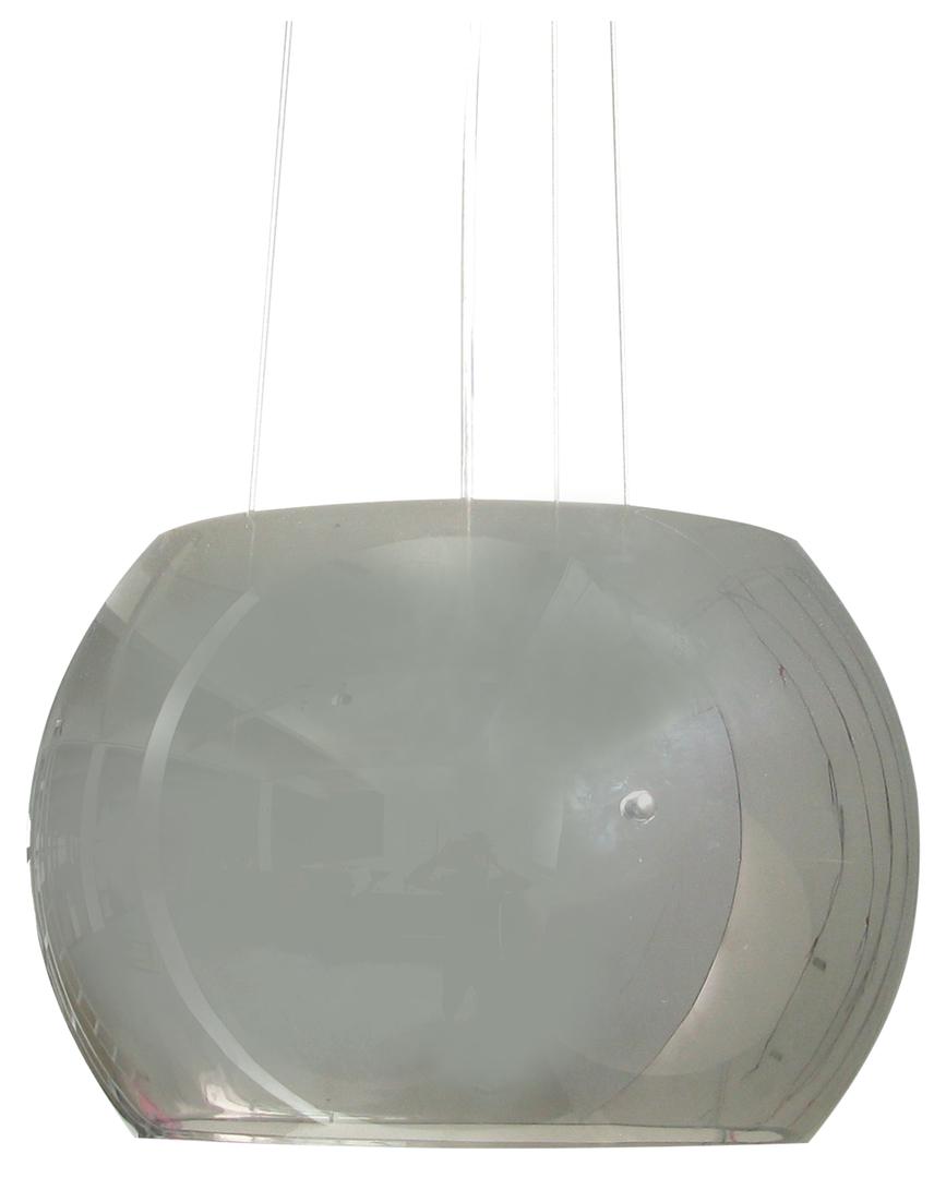 Lampă suspendată Gemo 30 3X40W G9 Glass Chrome