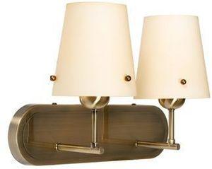 Lampă de perete Tango 2X60W E27 Bej small 0