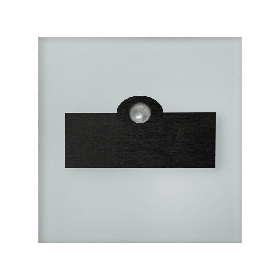 Lumi Black Color Warm 3000 K. Pir. 12 V