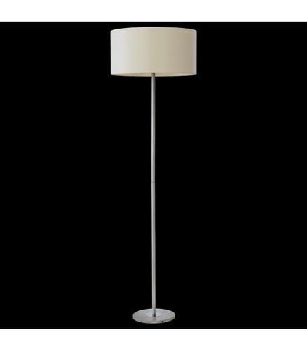 BACH Lampă de podea nichel / ecru