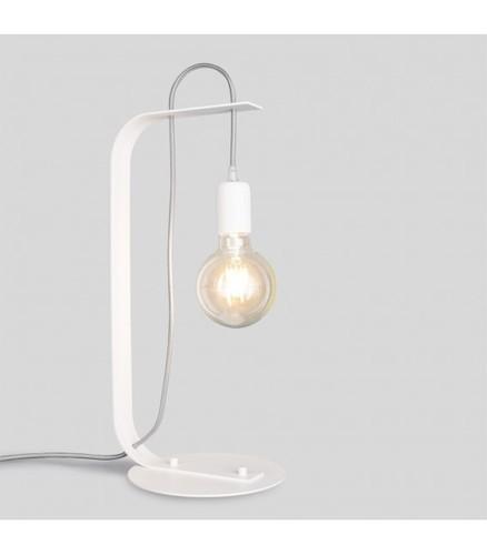 BORNHOLM Lampă de birou albă